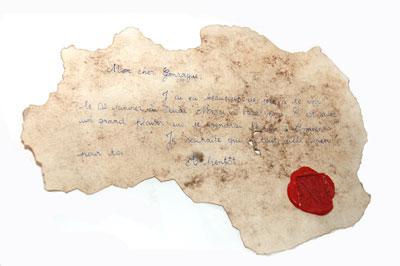 Lettre Michaël