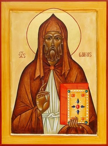 Ceci n'est pas moi. ni saint Gonzague
