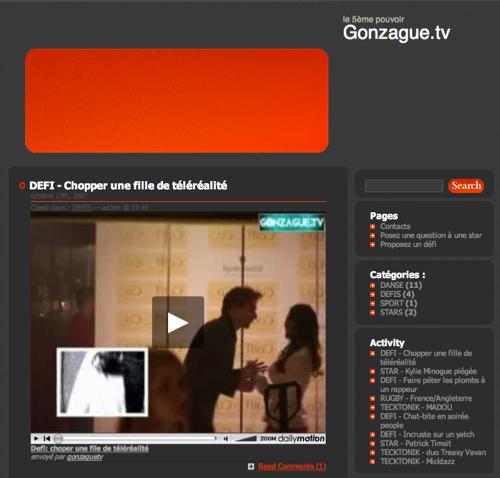 Gonzague.tv