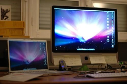 Leopard sur mes deux Macs