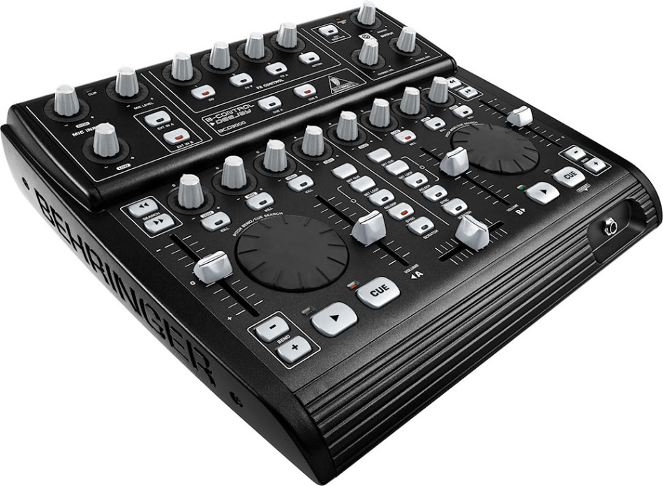 Table USB Behringer BCD 3000