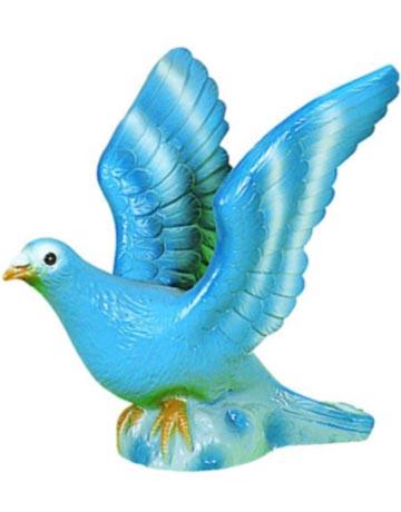 Pigeon Kitsch de la mort qui tue