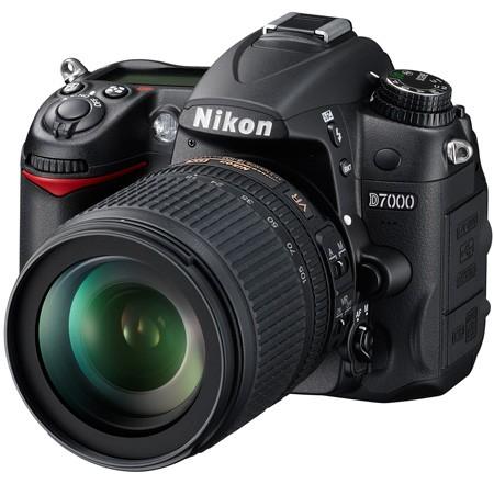 Photo du Nikon D7000