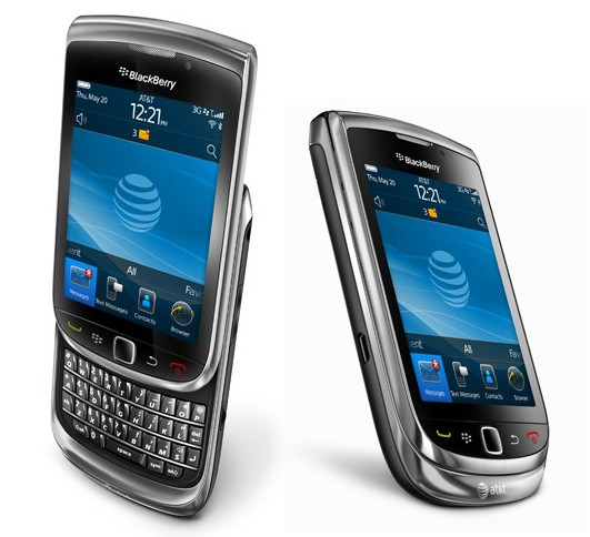 RIM Blackberry Torch 9800 - Photo