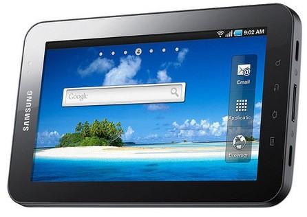 Test : Samsung Galaxy Tab