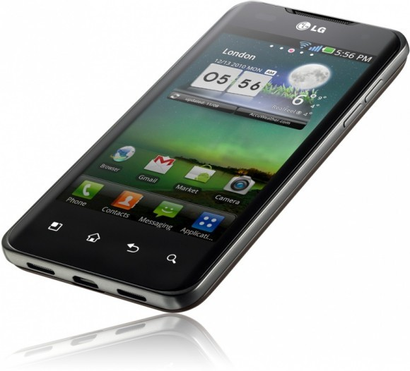 Test : LG Optimus 2X