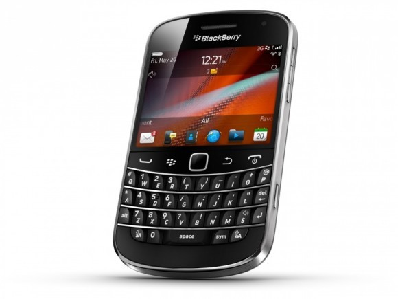 Test : Blackberry Bold 9900