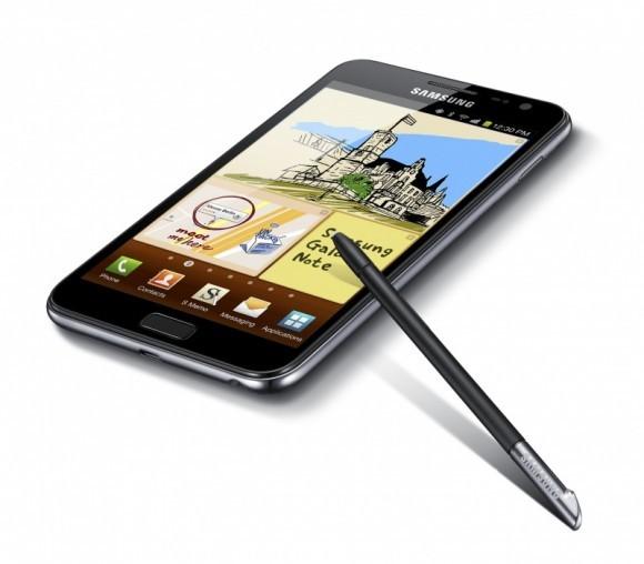 Test : Samsung Galaxy Note