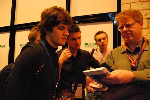 Robert Scoble et le Kindle 1