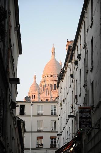 Recherche appartement sur Paris