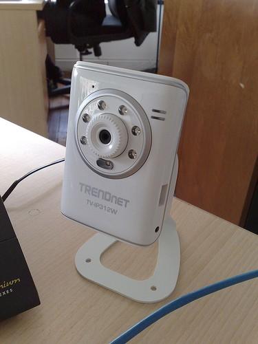 TrendNet IP312W
