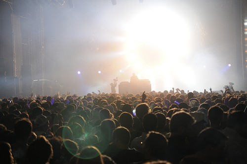 Solidays /2008 / Nuit Electro