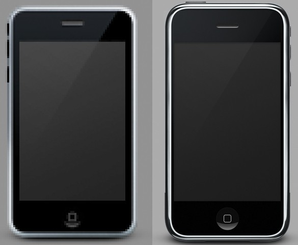 iPhone 3G VS traditionnal iPhone