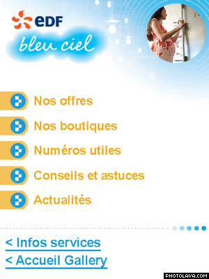 EDF Bleu Ciel maintenant dispo en version mobile