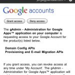 gAdmin for Google Apps2