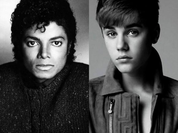 Michael-Jackson-Justin-Bieber