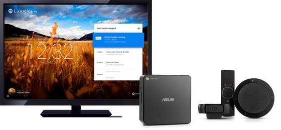 Chromebox for Meetings - equipement