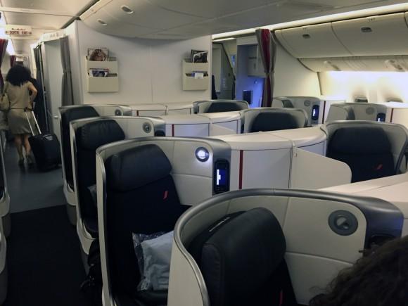 Air France - Nouvelle Business - 2