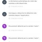 MyFox security camera - app - 2