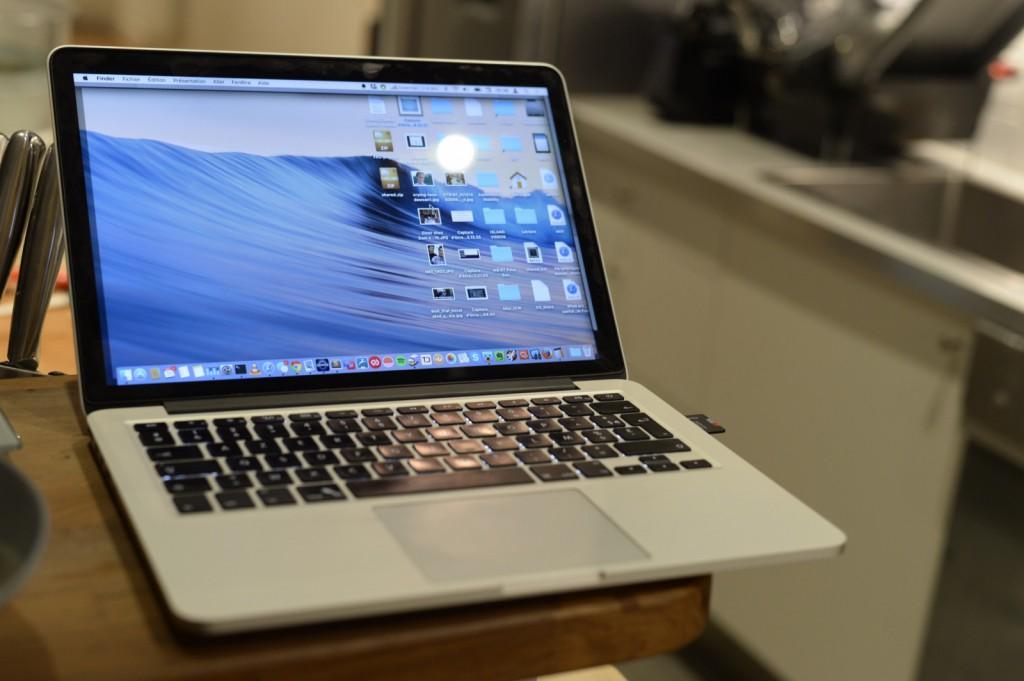 Mac OS EL Capitan Sur un Macbook Pro Retina