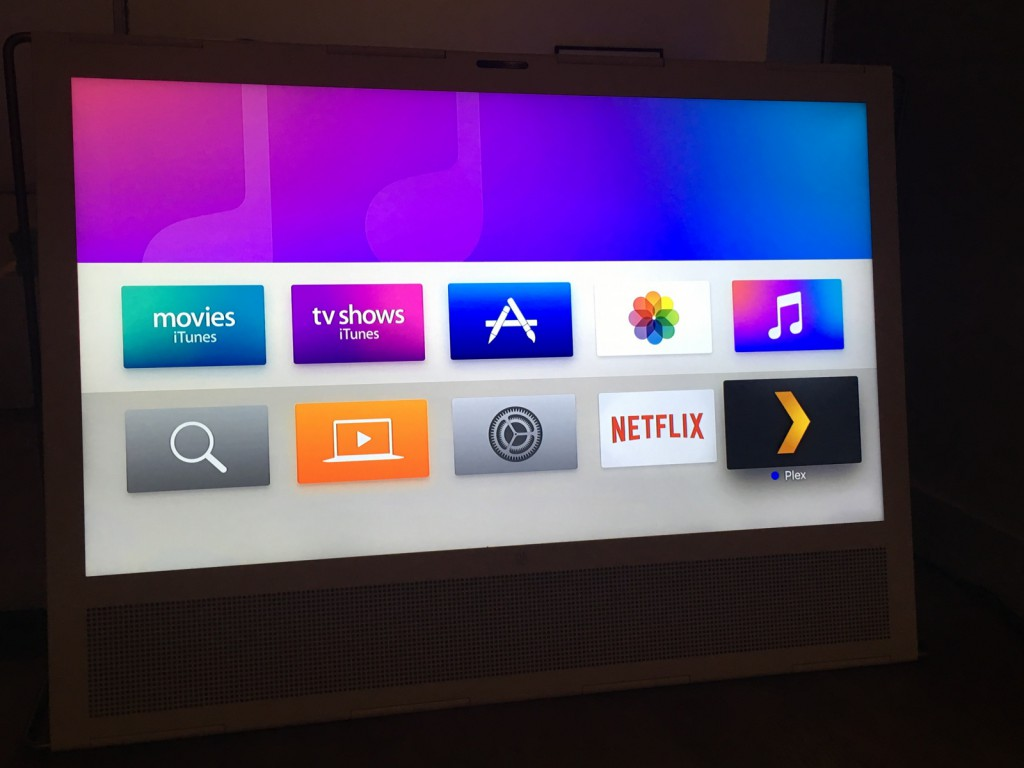 Plex Apple TV