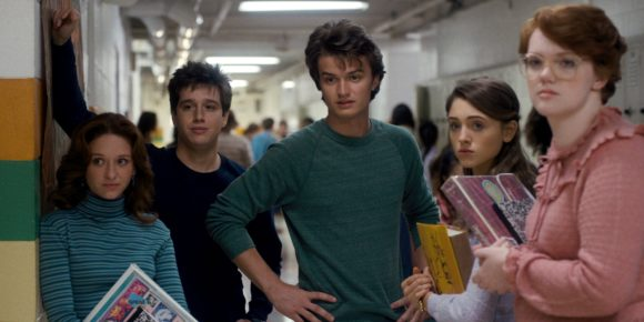Stranger-things-high school